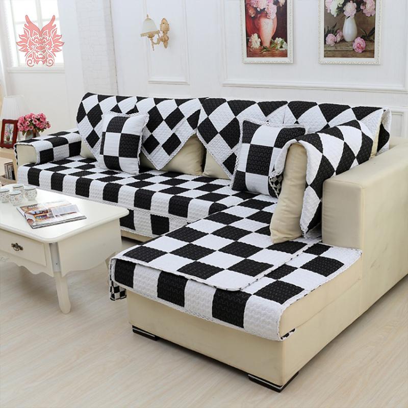 noir canap housse promotion achetez des noir canap housse promotionnels sur. Black Bedroom Furniture Sets. Home Design Ideas