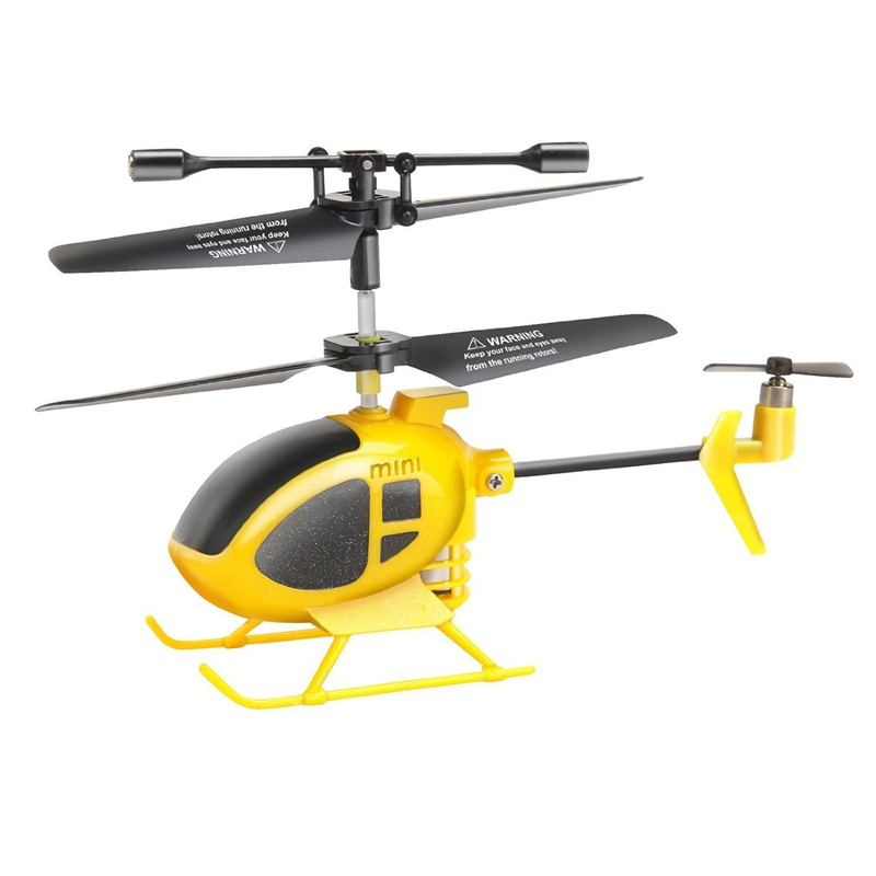 SYMA S6 Mini 3CH RC Helicopter(Blue,Yellow)(China (Mainland))
