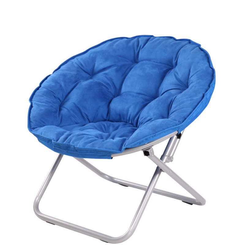 Kenneth recreation treasure pastoral fashion beanbag chair tatami moon parlor creative fashion folding chairs FREE SHIPPING(China (Mainland))