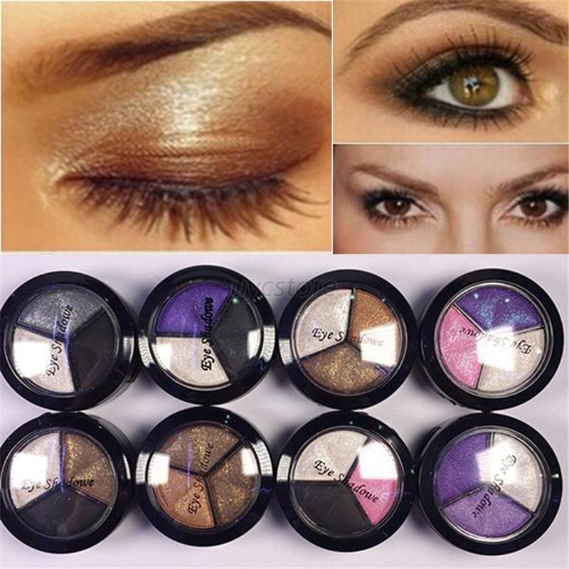 Beauty Nude Color Eye Shadow Matte Eye Shadow Glitter Palette Makeup Tools