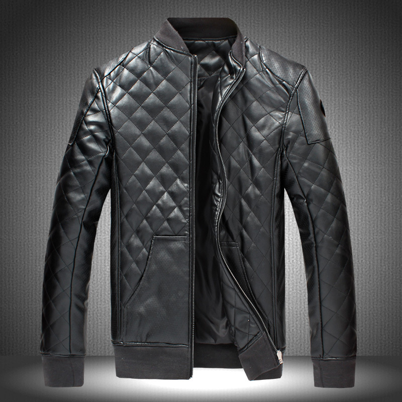 Popular Leather Squares Jacket-Buy Cheap Leather Squares Jacket ...