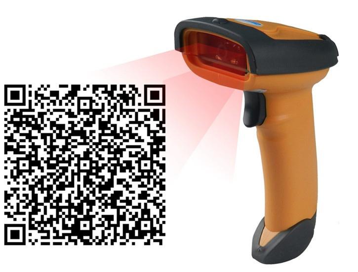 Supermarket 1Du00262D QR code reader Drop resistance and Shockproof PDF ...