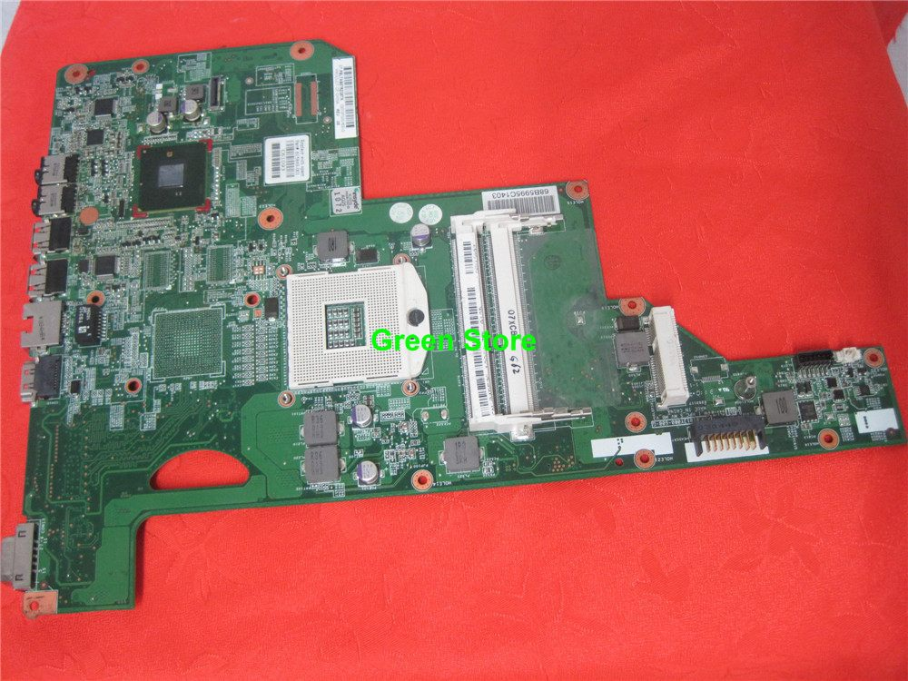 For HP G72 CQ72 615849-001 Laptop Motherboard,100% Tested Good Work<br><br>Aliexpress