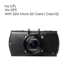Car DVRs Camera A7810G Pro Ambarella A7LA70 Car DVR 1296P Night Vision Camcorder LDWS Video Recorder With GPS Tracker Speedcam(China (Mainland))