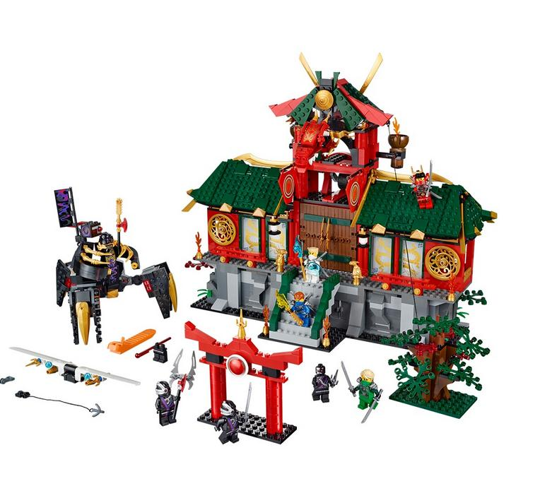 BELA 9797 Ninjago Marvel Ninja Battle City Building Blocks Brick Toys Minifigures Ninjagoed magformers Compatible Lego