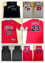 2015 Chicago Bulls jersey #23 Jersey, Cheap NBA basketball Jerseys New Rev Embroidery Logo ,Free Shipping(China (Mainland))