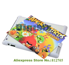 10pcs/lot Plastic Blank Sublimation Case For ipad 2/3/4(China (Mainland))
