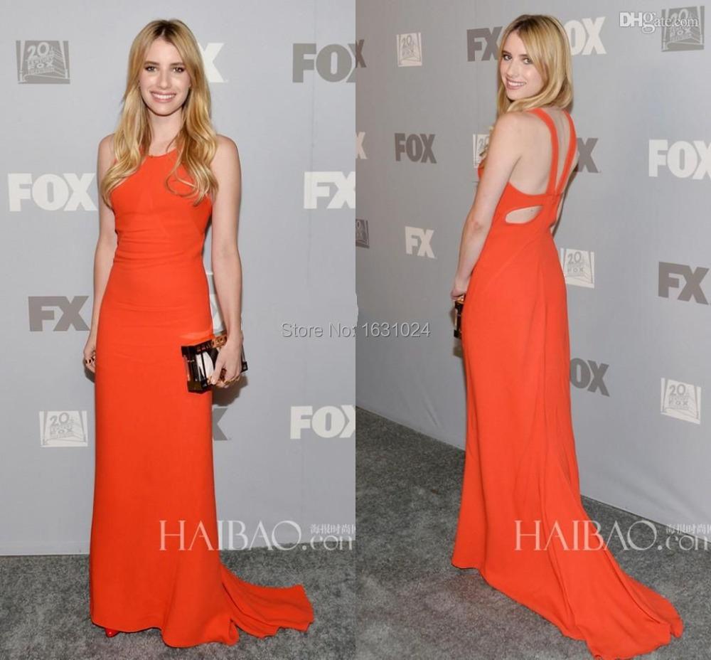 Celebrity Dresses Emma Roberts 53