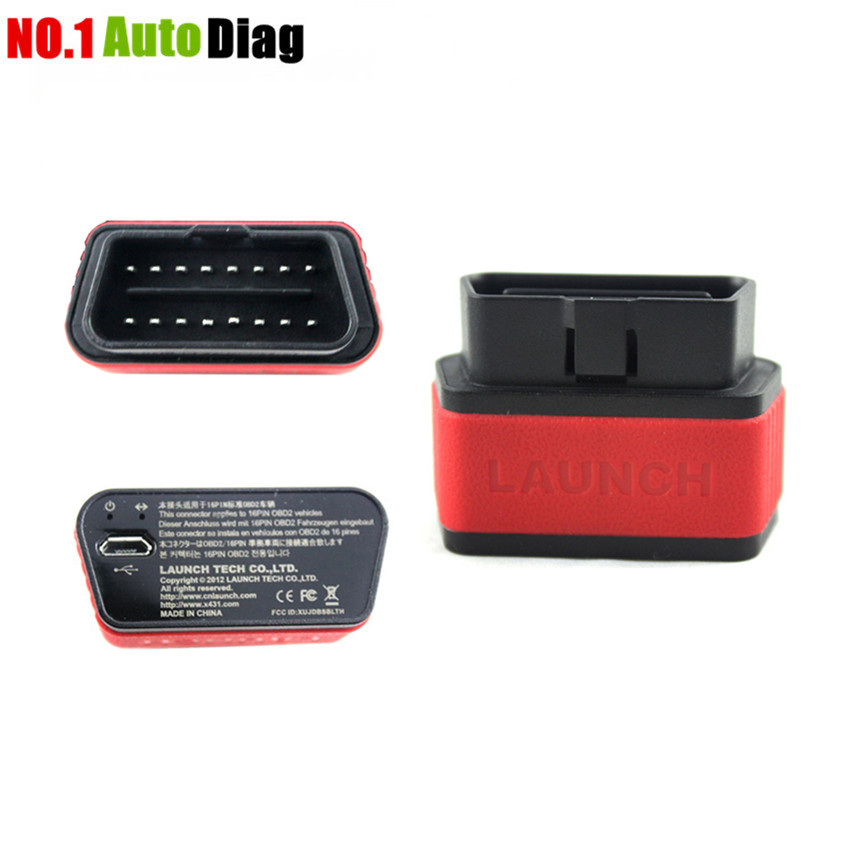 DHL Free Shipping 100% Original Launch X431 Diagun III/V/V+/PAD Bluetooth Connector Launch X431 Bluetooth DBScar Made by SN(China (Mainland))