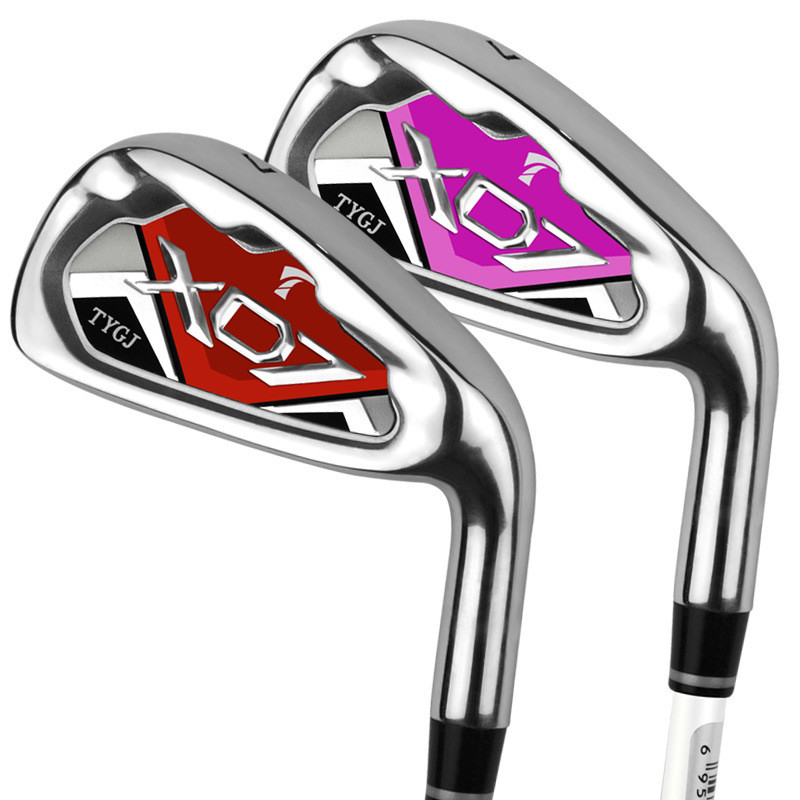 2016 New Arrival Golf Clubs For Men And Women Golf Iron Sets Free Shipping(China (Mainland))