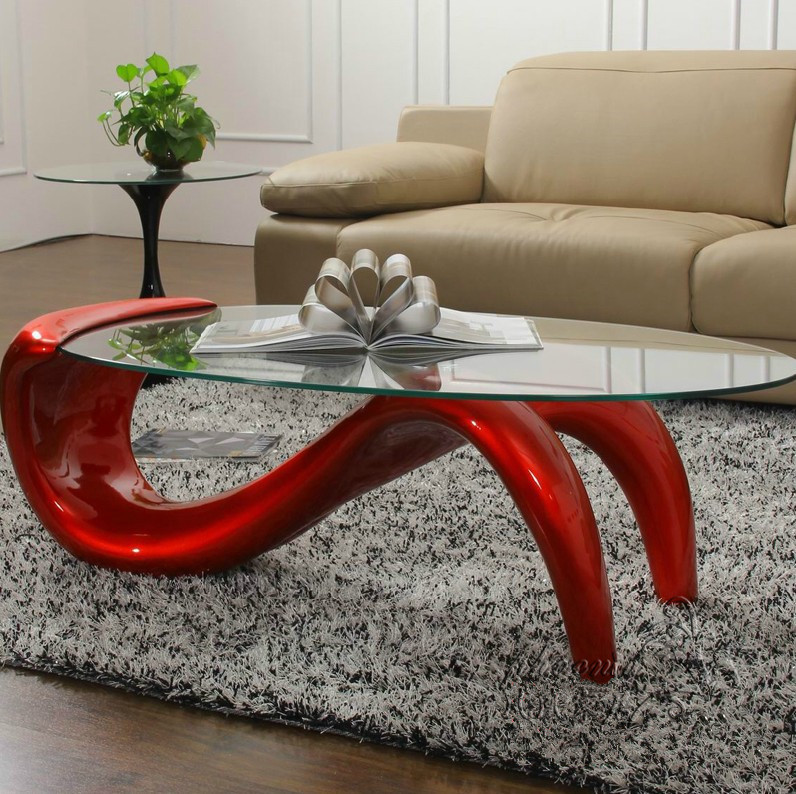 Dual 12 mermaid mermaid coffee table coffee table glass and steel coffee table living room Mermaid coffee table
