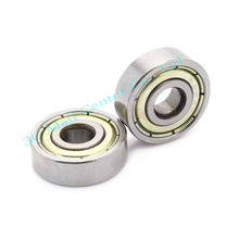 20pcs/lot 623ZZ bearing 623-ZZ 3x10x4 Miniature deep groove ball bearing 623 2Z ZZ bearing 623Z Free Shipping