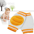 Updated one pair Good Quality Baby Safety cotton Knee Pad Infants Kids Socks Children Short Kneepad