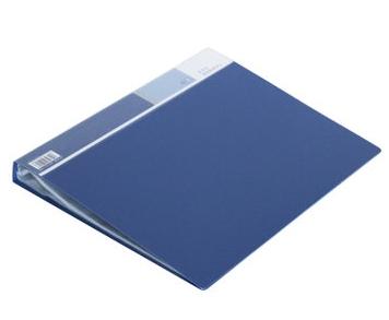 A4,40 POCKETS Deli40 information booklet interlays clip anti-static a4 bundle pocket lackadaisical 5004(China (Mainland))
