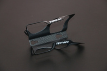Buy Temani Full Carbon Fiber Road Mounting Bicycle Bike Cycling 3K Water Bottle Holder for $12.75 in AliExpress store