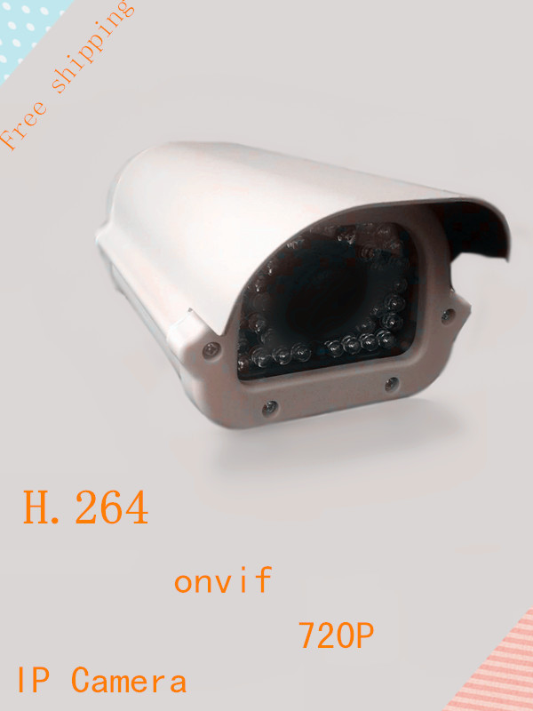 Free shipping 2015 new IP camera network CMOS HD 720P H.264 IR IP66 onvif outdoor waterproof Vandal-proof security camera<br><br>Aliexpress