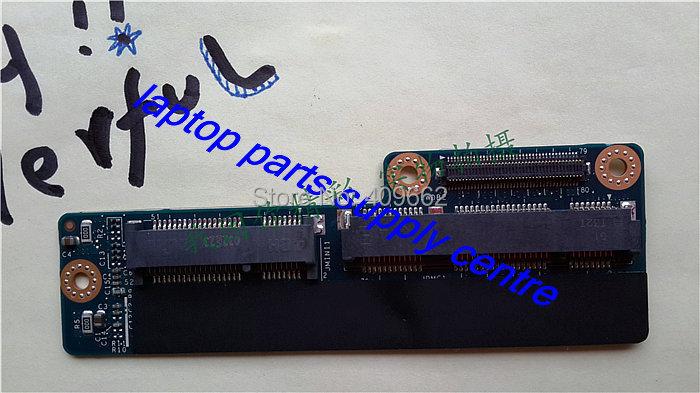 M14X R2 Small wireless network card interface board QBLB0 LS-8382P 75J5Y 075J5Y CN-075J5Y(China (Mainland))