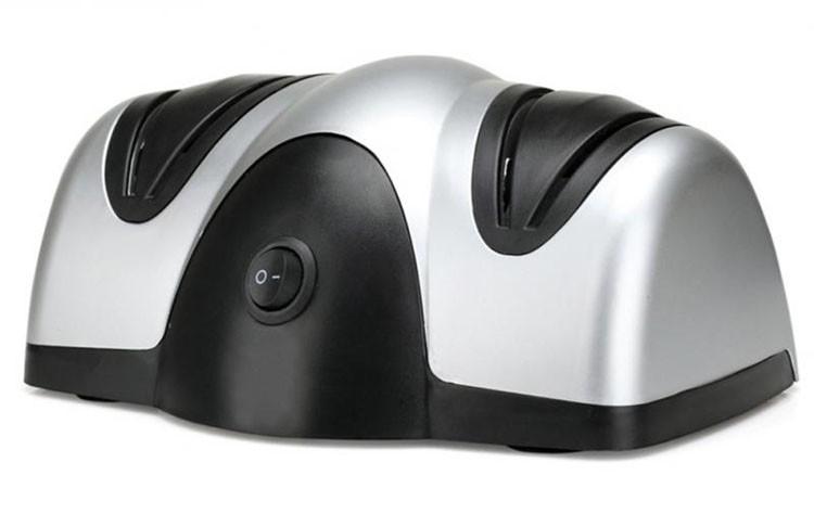 Buy Electric knife sharpener diamond knife sharpener Kitchen Knife Sharpening system knife grinder ceramic sharpening machine cheap