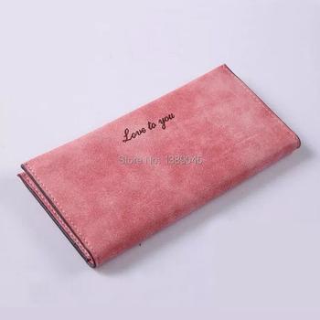 2015 новинка кожа долго бумажники женщин кошелек дамы карты пакет 1822