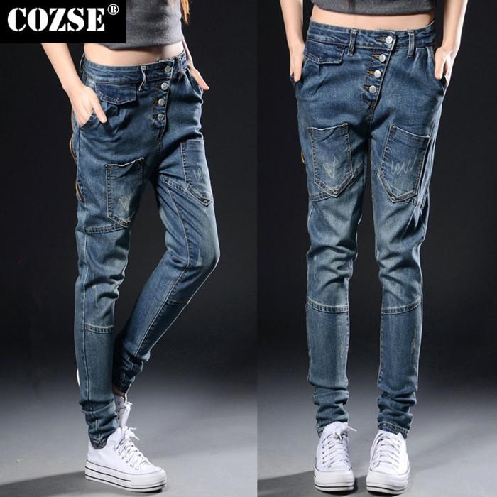 Original 2015 Fashion Women39s Casual Pants Loose Trousers Casual Pants Female