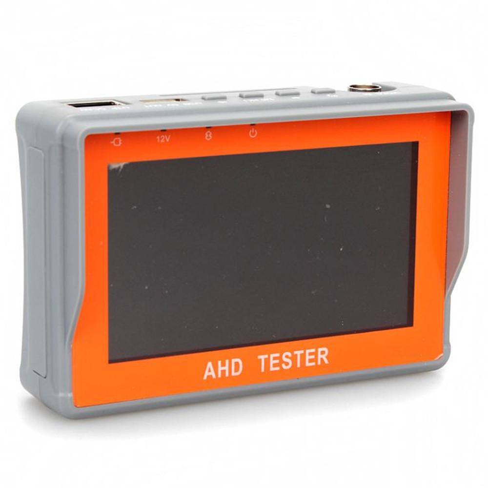 """Здесь продается  4.3"""" 1080P LCD Portable TVI CCTV Camera Video Tester Wrist Strap Cam 1080P 960P 720P 12V Output  Безопасность и защита"""