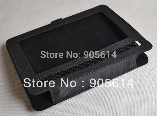 """Car Headrest Mount for 8""""/9"""" Portable DVD Player Harness Holder Bag Case NEW(China (Mainland))"""