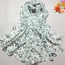 Amazing 1PC Women Lady Chiffon Scarf Shawl Summer Spring Autumn Fashion Scarves Free Shipping(China (Mainland))
