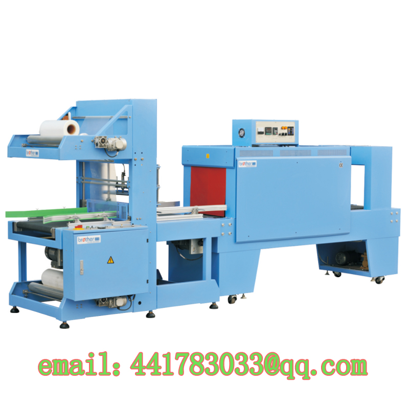 ST6040Z BSE5045A Automatic Sleeve Sealing Shrink Sleeve Sealer shrink packaging beverage production line film packaging machine(China (Mainland))