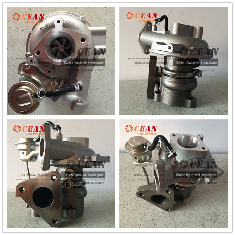 turbocharger RHF4 Nissan Navara 2.5 DI Engine: MD22 14411-VK500 VN3 14411-UK500(China (Mainland))