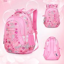 2016 neue Wasserdichte nylon Schultaschen für Mädchen mochila escolar Billig Umhängetasche rucksack für kinder frauen rucksack(China (Mainland))