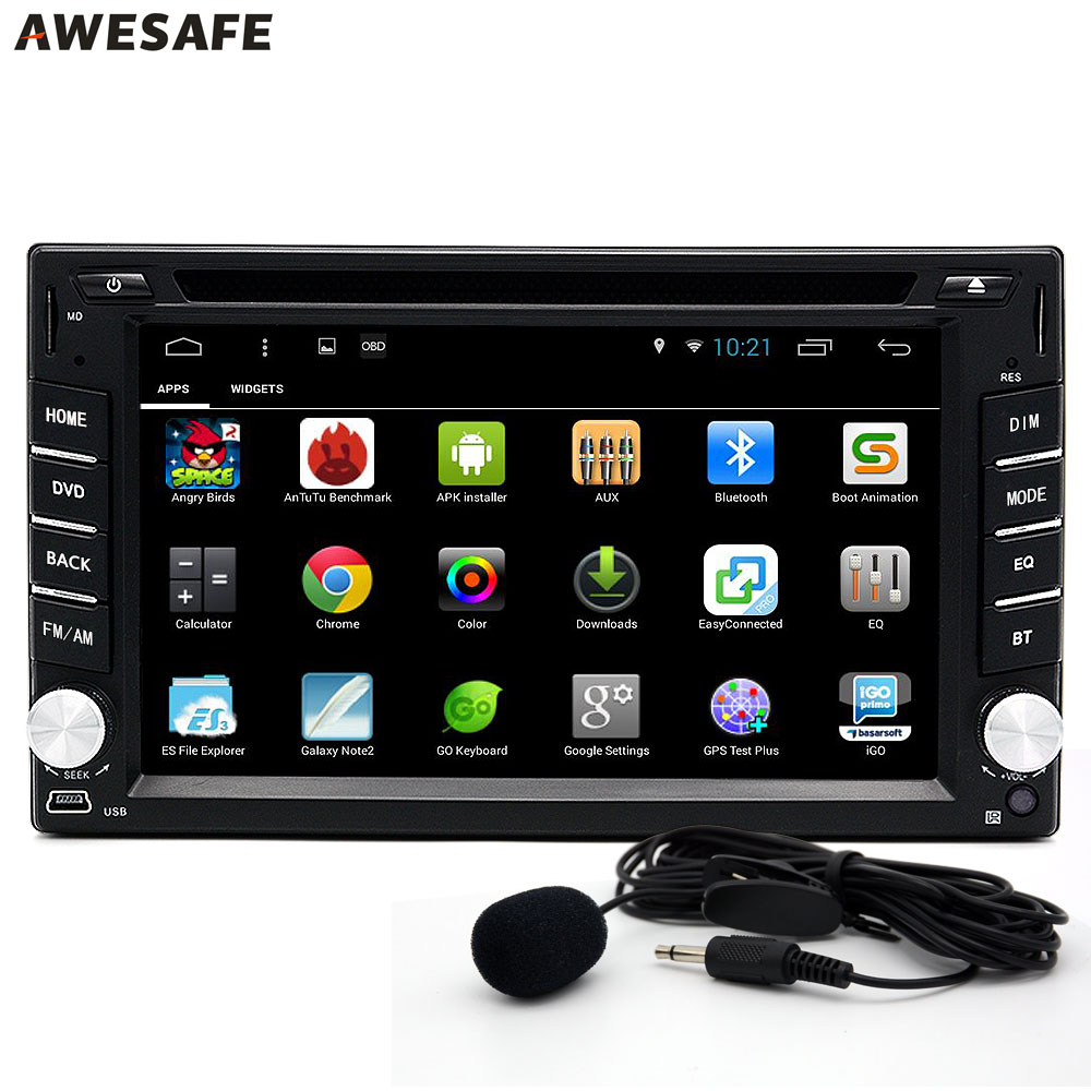 2 Din Car Stereo Gps Navigator universal Bluetooth double din touch screen car DVD Free map update For kia sportage vw android(China (Mainland))