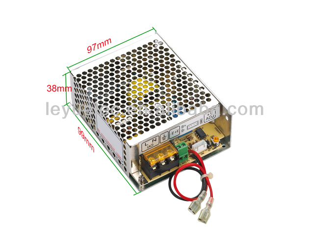 High quality SCP-35-12 35w 13.8V led switching power supply 13.8v battery charge power transformer(China (Mainland))