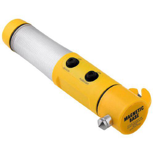 Abwe! автомобиль побег аварийный инструмент из светодиодов фонарик безопасности молотка