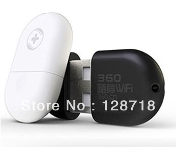 Mini router inalambrico Wireless router 360 portatil WiFi Oficial autentica en stock wifi router(China (Mainland))