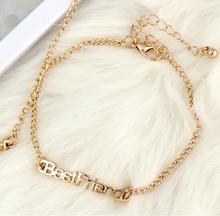 New Letter Pendant Bracelet Men Jewelry Friendship Bracelets For Women Pulseras Mujer Pulseira Feminina Free Shpping