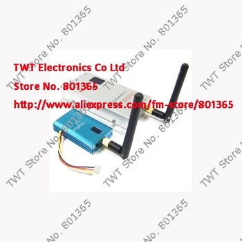 free shipping 2.4G 12CH 700mW Wireless AV CCTV Transmitter & Receiver