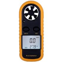 Digital Backlight Airflow Wind Speed Gauge Meter Anemometer