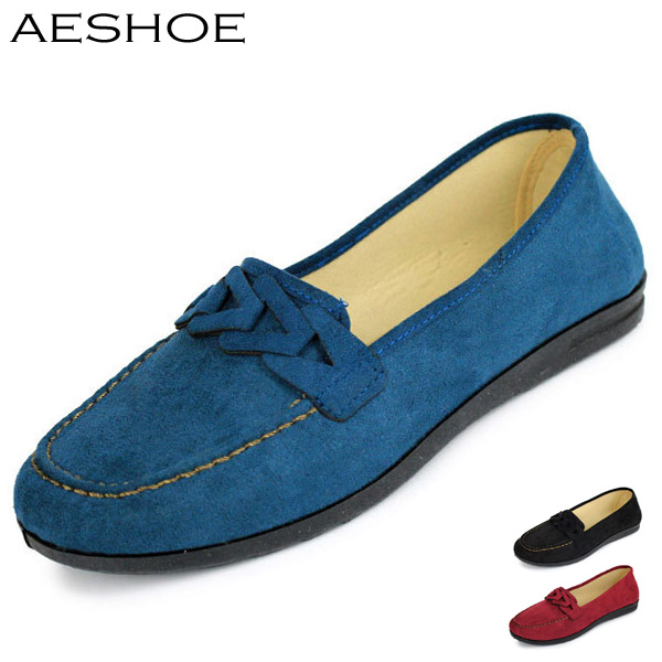 2016 Women Shoes Fashion Casual Soft Mother Loafers Spring Autumn Pregnant Flats Moccasins Slip-On Female Driving Shoe Wholesale