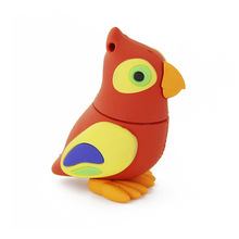 Buy Parrot Pen USB 2.0 Drive USB Flash Drive 64g 32g 16g 8g 4g 2g Cute Cartoon Bird True Capacity Flash Memory Stick Pendrive for $6.91 in AliExpress store