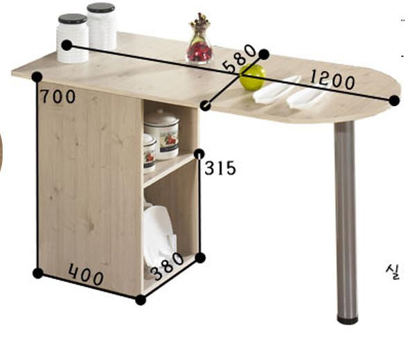 IKEA fashion table / storage table, computer desk, desk, simple table, with the table(China (Mainland))