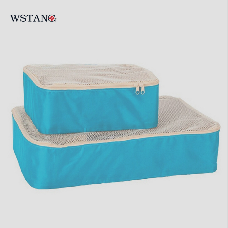 W S TANG New 2015 Travel bags clothes storage bag fashion clothing classification home sorting travel