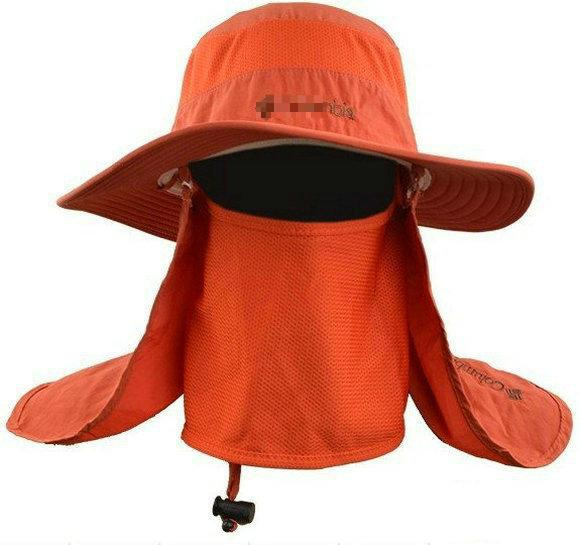 product Free shipping 2014 Multifunctional Unisex outdoor hat fishinghikingjunglesunbonnet Fashion fisherman caps more colors