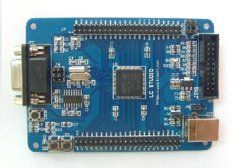 Cortex development board,ARM Cortex-M3 STM32F103VCT6 MINI STM32 development board,free shipping