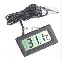 Thermometer for Fridge Refrigerator Freezer Mini 100 pcs - Digital LCD Thermomete adapter hot sell