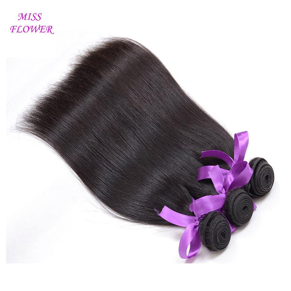 High Quality  6A Unprocessed Virgin Human Hair  Straight 3pc/lot 100%unprocessed human hair Malaysian Straight Hair<br><br>Aliexpress