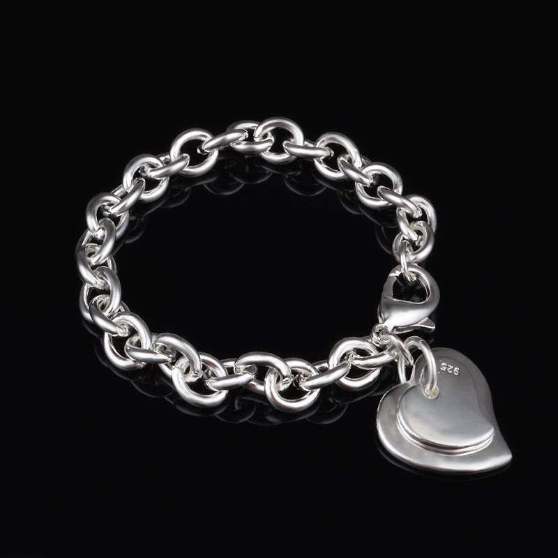 Cheap Fashion Jewelry Free Shipping silver Fashion Jewelry