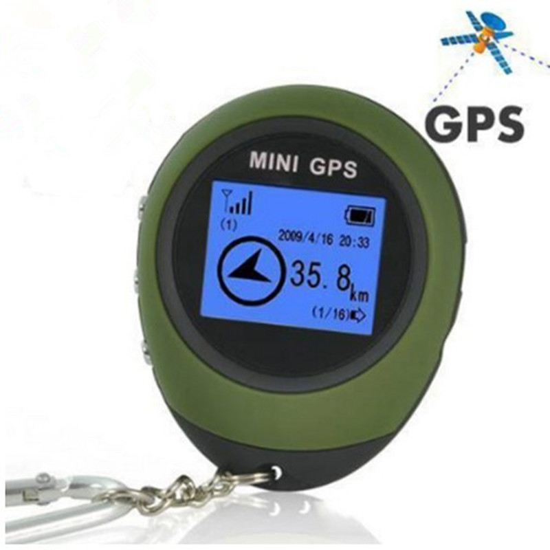 PG03 Keychain Handheld Mini GPS Tracker Purse Tracker Navigator USB Charging Outdoor Sports Climbing Long Trip Tourist GPS Nav56(China (Mainland))