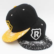 2016 Spring Men Women New Arrival Unisex Snapback Adjustable Baseball Cap Hip Hop hat Cool Floral cool & handsome