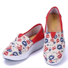 2015 spring and summer breathable mesh lazy shoes fashion casual flat shoes comfortable non-slip women loafers #B1854