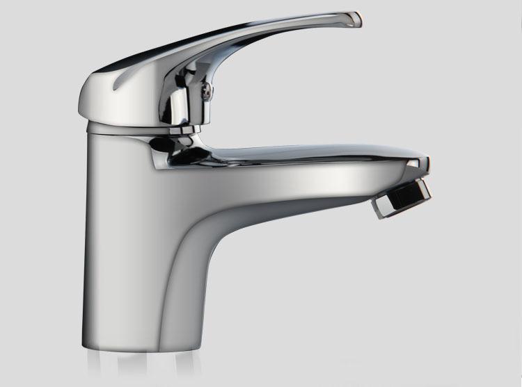 Aliexpresscom  Buy Faucets, Mixers & Taps Bahtroom Basin Faucet Single  -> Pia De Banheiro Lavabo